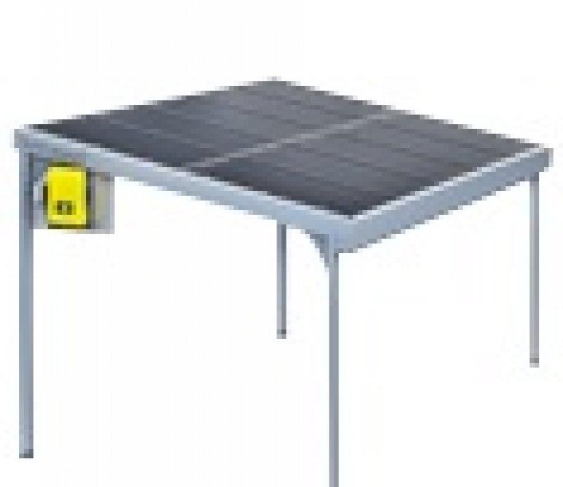 SunCarport 2,50 KWp